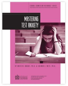 Mastering Test Anxiety