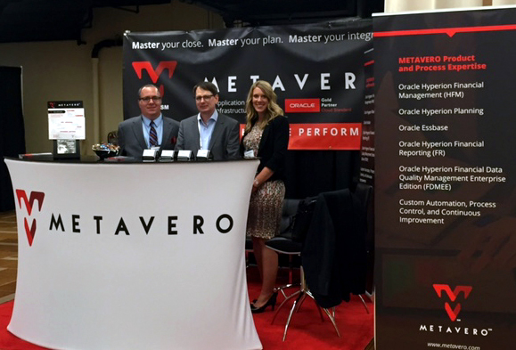 METAVERO Booth