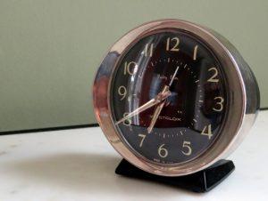 Baby Ben Alarm Clock