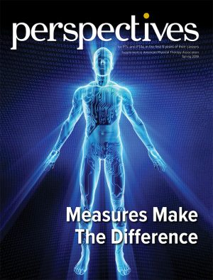 Magazine cover: Perspectives: Measures Make the Difference
